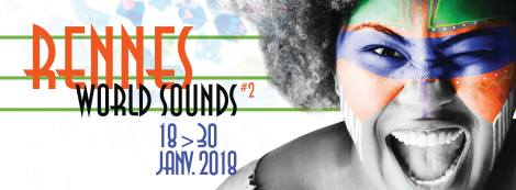 Rennes World Sounds 2018