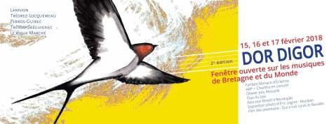 Dor Digor 2e édition, du 15 au 17 février2018