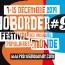 NoBorder#9, du 7 au 15décembre